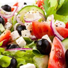 Salades (à emporter)