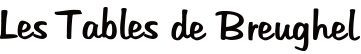 Les Tables de Breughel – Restaurant Mouscron